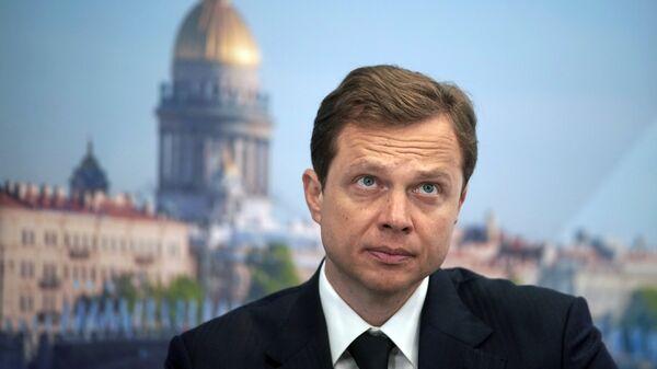 Заместитель мэра Москвы, руководитель департамента транспорта и развития дорожно-транспортной инфраструктуры Москвы Максим Ликсутов