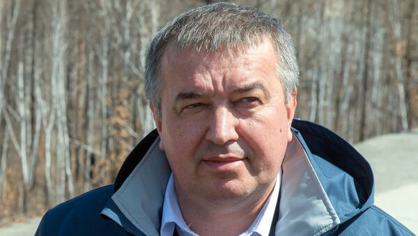 Александр Иванов. Архивное фото