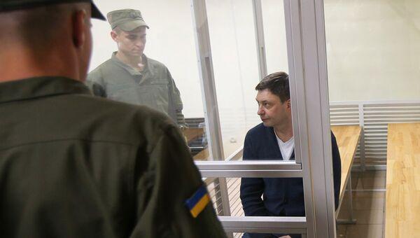 Руководитель портала РИА Новости Украина Кирилл Вышинский. Архивное фото