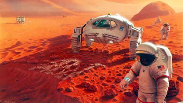 Концепция колонизации Марса