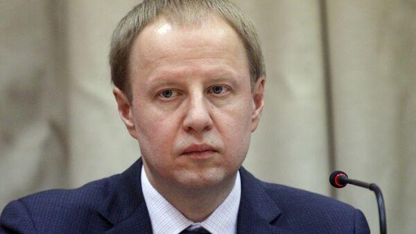 Врио губернатора Алтайского края Виктор Томенко представлен властям региона. 1 июня 2018