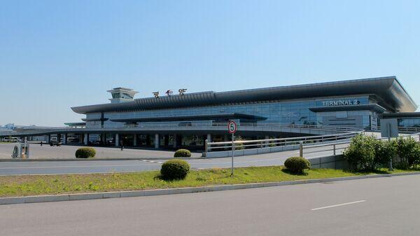 Аэропорт Судан в Пхеньяне
