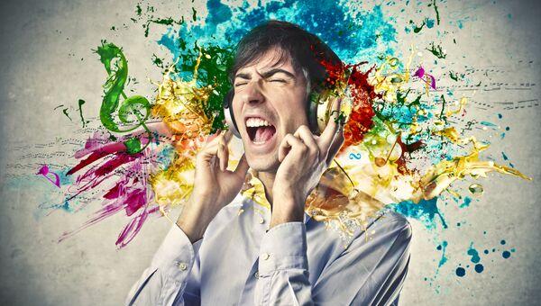 Для синестетиков звуки имеют цвет