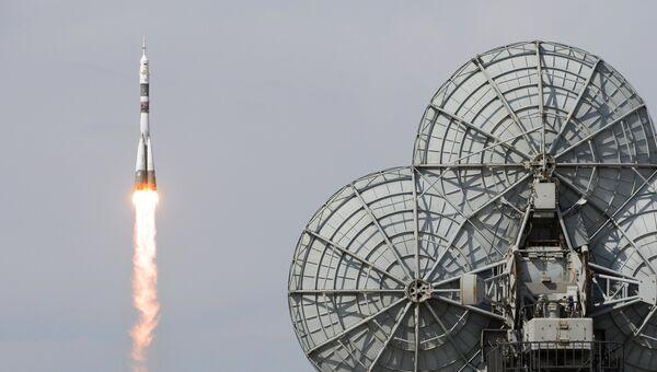 Запуск ТПК Союз МС-09». Архивное фото