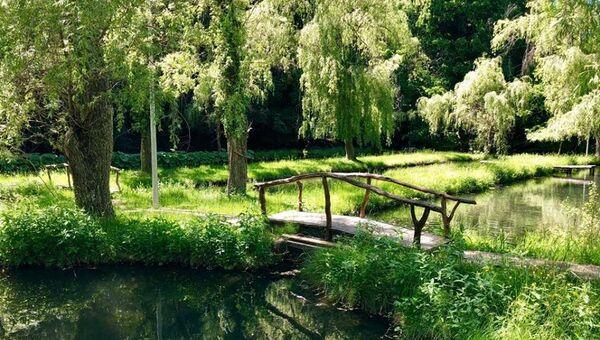 Форелевое хозяйство, Крымский природный заповедник