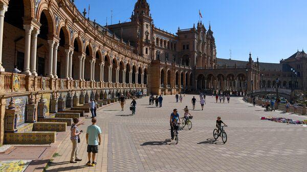Севилья, столица Андалусии. Архивное фото