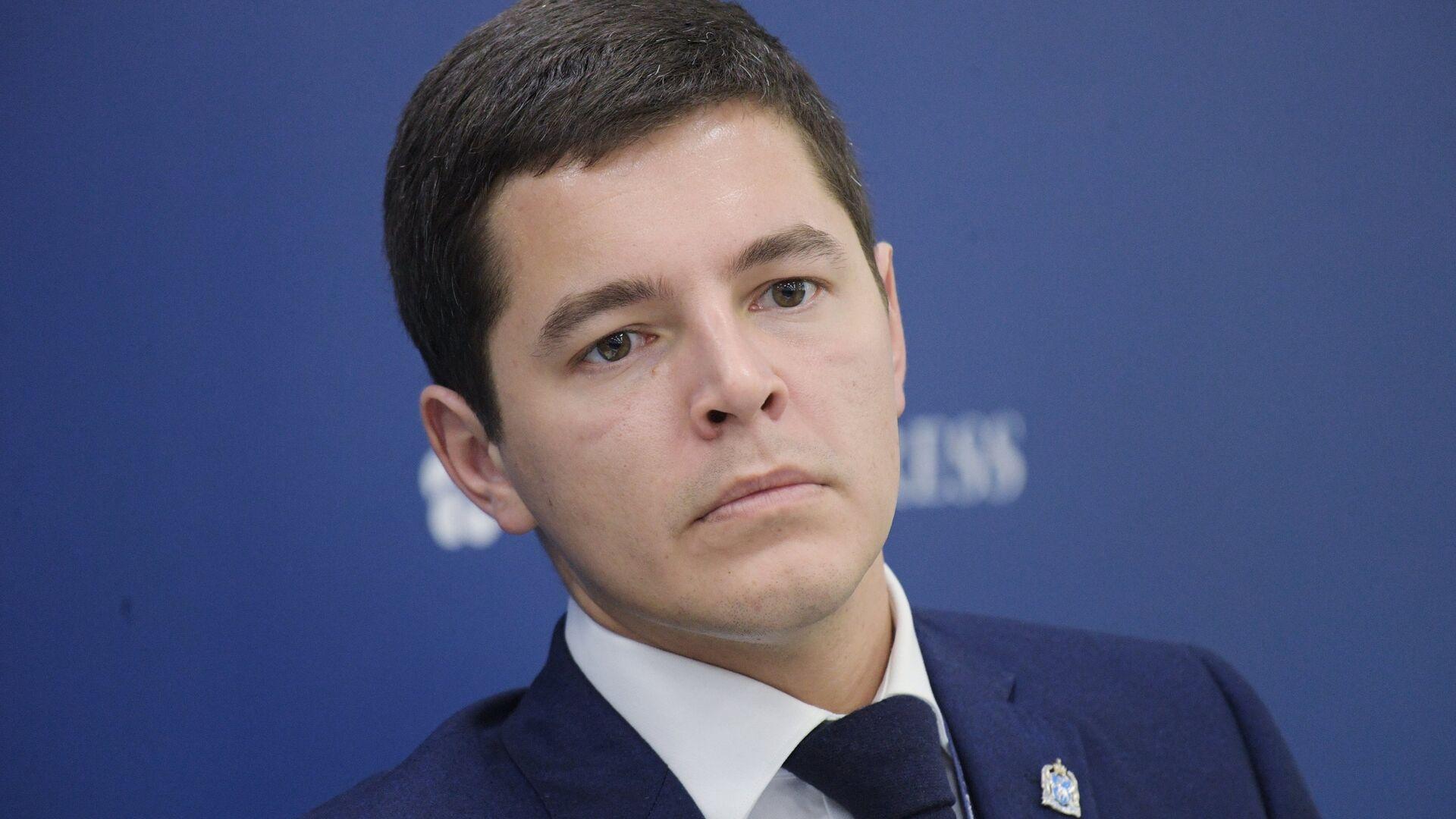 Губернатор Ямала и глава Росрыболовства обсудили состояние рыбных запасов