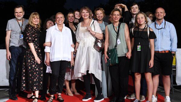 29-й Открытый Российский кинофестиваль Кинотавр. День шестой