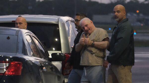 Бывший президент Панамы Рикарду Мартинелли. Архивное фото