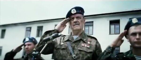 Станислав Говорухин в фильме 9 рота(2005)