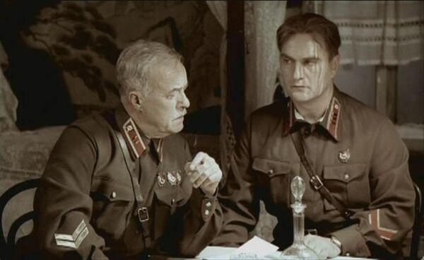 Станислав Говорухин в фильме Благословите женщину(2003)