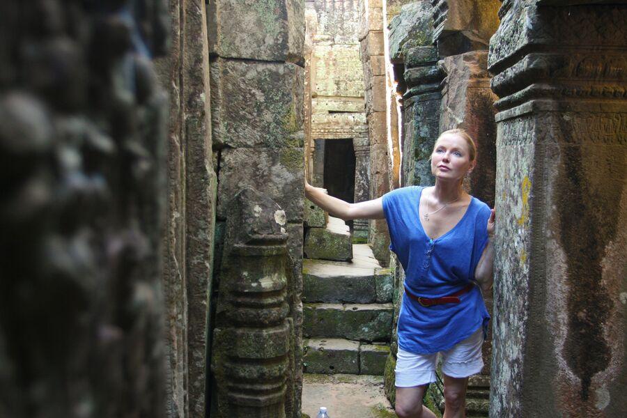 Камбоджа. Анкор Ват