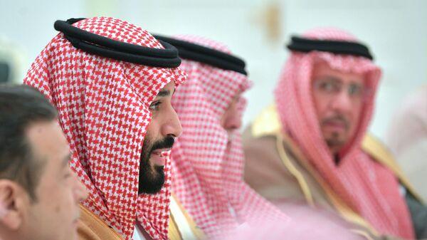 Наследный принц Саудовской Аравии Мухаммед ибн Салман Аль Сауд. Архивное фото