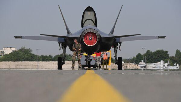 Пентагон решил расположить  истребители 5-ого  поколения вевропейских странах  напостоянной основе