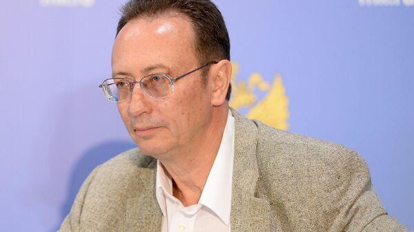 Директор департамента по вопросам нераспространения и контроля над вооружениями (ДНКВ) МИД Владимир Ермаков
