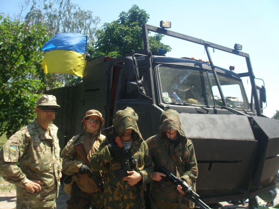 База батальона Азов, Мариуполь