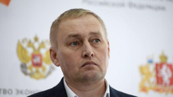 Депутат Государственной Думы РФ Андрей Альшевских