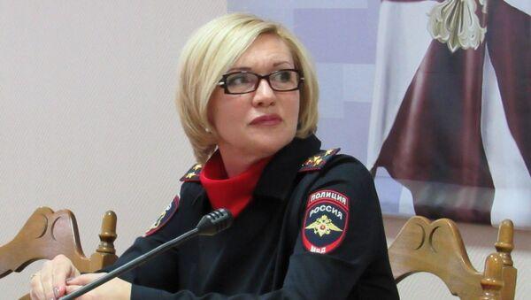 Начальник управления Росгвардии по Владимирской области Алфия Мокшина