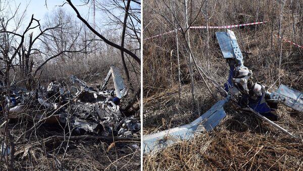 Крушение в Хабаровске вертолёта МИ-8 авиакомпании Восток. 28 июня 2018