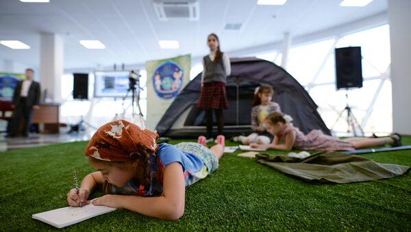 Детский технопарк Кванториум. Архивное фото