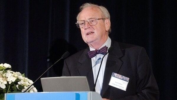 Шведский фармаколог, лауреат Нобелевской премии по физиологии и медицине Арвид Карлссон
