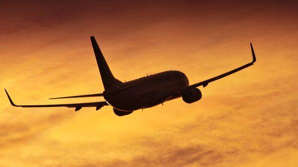 Самолет Boeing 737 авиакомпании Transavia