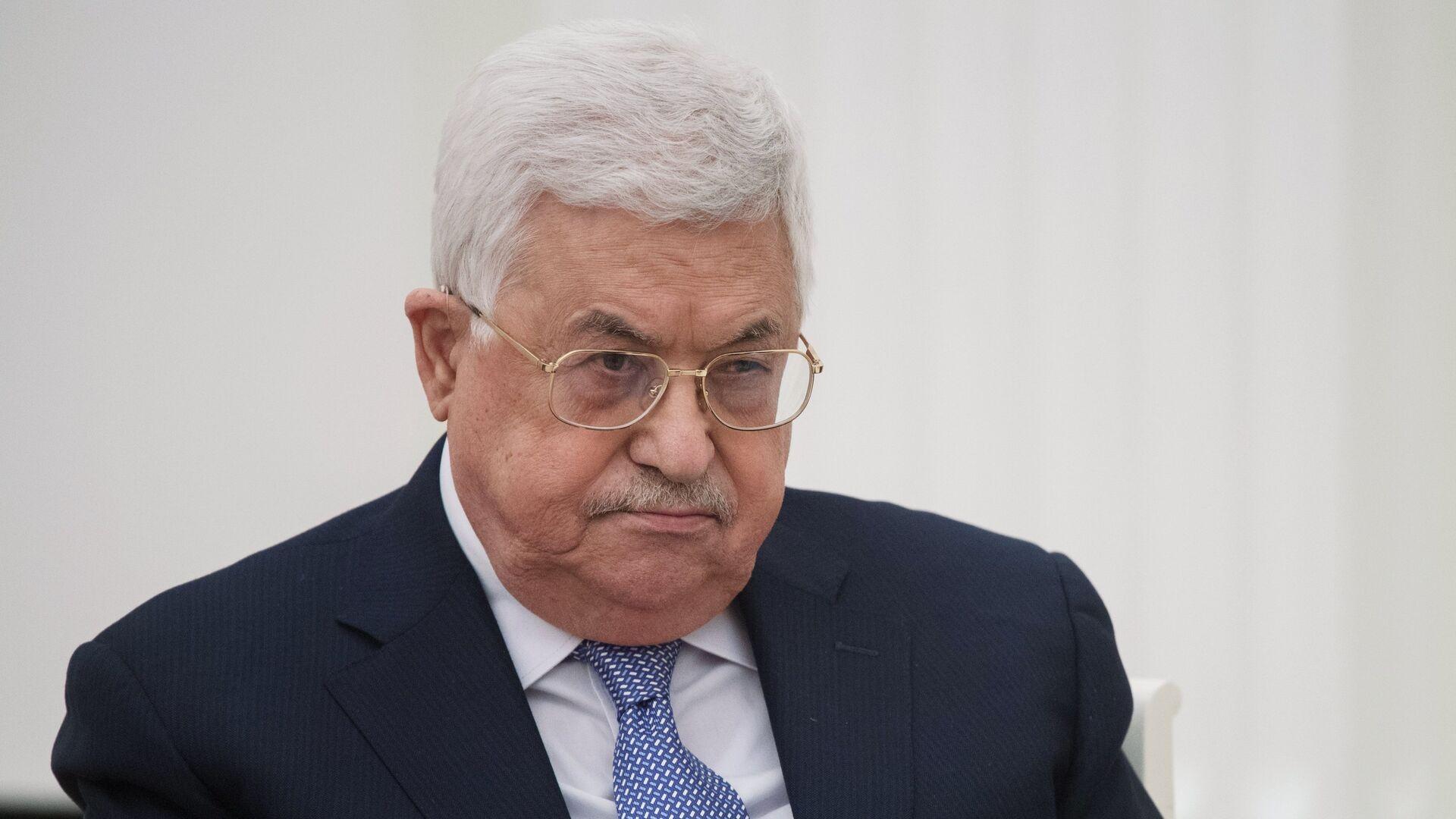 Президент Палестины Махмуд Аббас  - РИА Новости, 1920, 26.11.2020