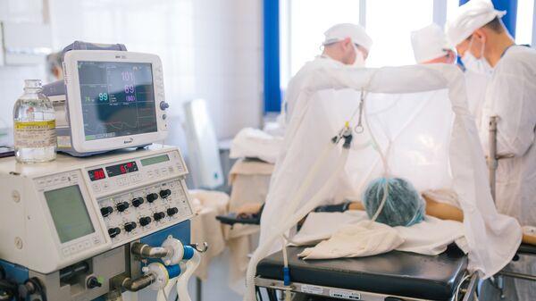 Хирургический корпус