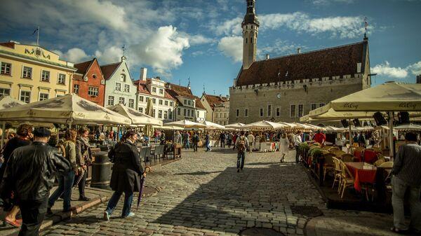 Исторический центр Таллина, Эстония