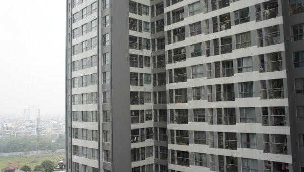 Комплекс апартаментов в Ханое компании Vinhomes