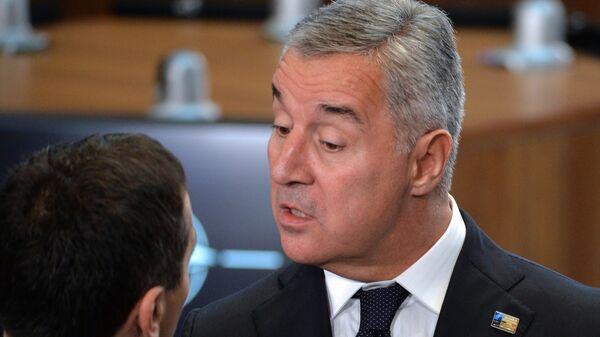 Президент Черногории Мило Джуканович