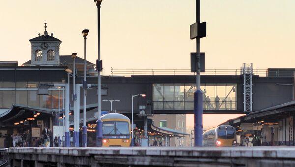 Железнодорожная станция в Рединге. Архивное фото