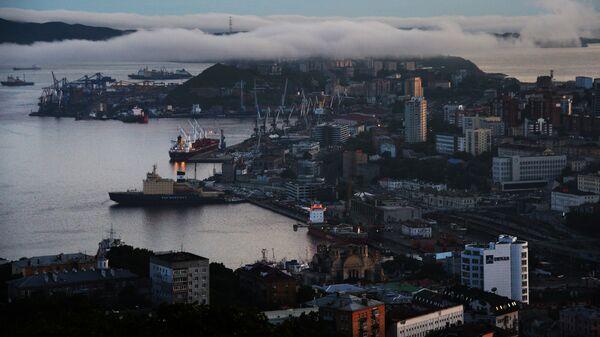 Владивостоке