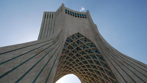 Башня Азади в Тегеране. Архивное фото
