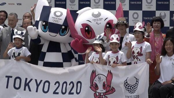 Мирайтова и Сомэйти – в Японии утвердили имена талисманов Олимпийских игр-2020