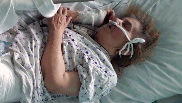 Анна Павловна в невралгии