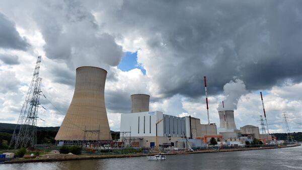 АЭС Тианж в бельгийском регионе Валлония, Бельгия