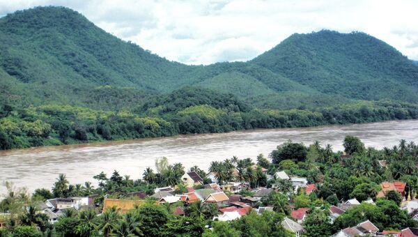 Лаос. Архивное фото