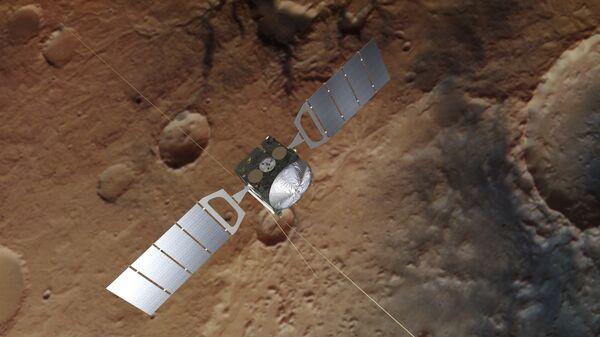 Автоматическая межпланетная станция Марс-экспресс