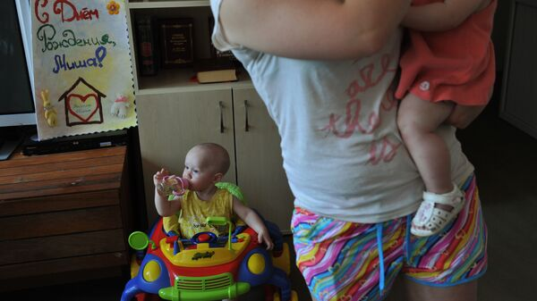Приют для беременных девочек и молодых мам