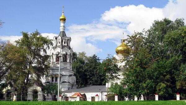 Храм Илии Пророка в Черкизово