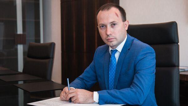 Генеральный директор акционерного общества Курорты Северного Кавказа Хасан Тимижев