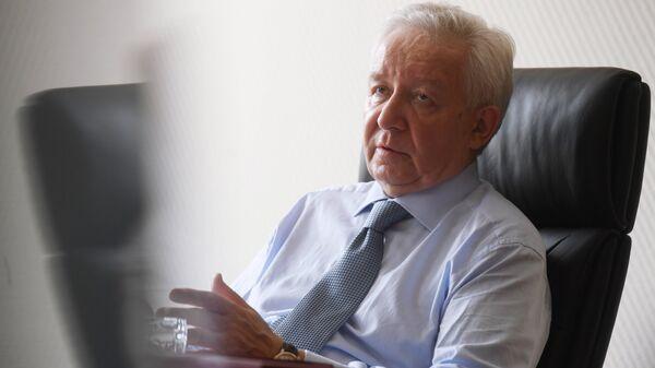 Генеральный директор НПО Энергомаш Игорь Арбузов