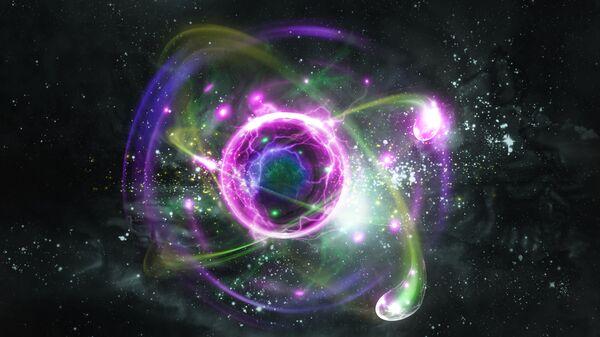 Взрыв во Вселенной