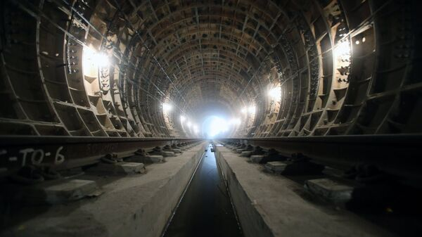 Тоннель метрополитена