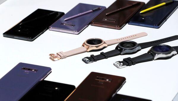 Новинки от Samsung на презентации Galaxy Unpacked в Нью-Йорке