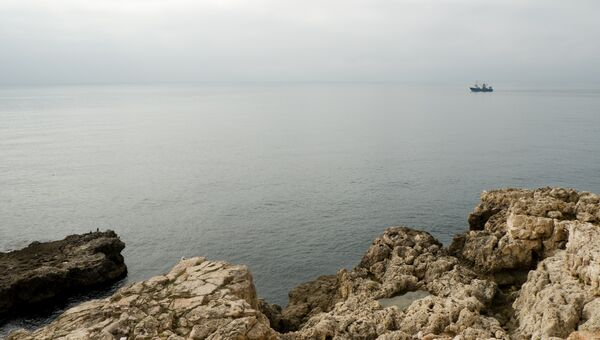 Море возле берегов Херсона. Архивное фото