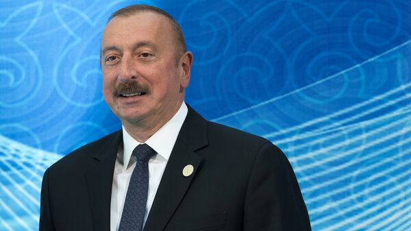 Алиев рассказал о поставках российского вооружения и планах по вступлению в ОДКБ