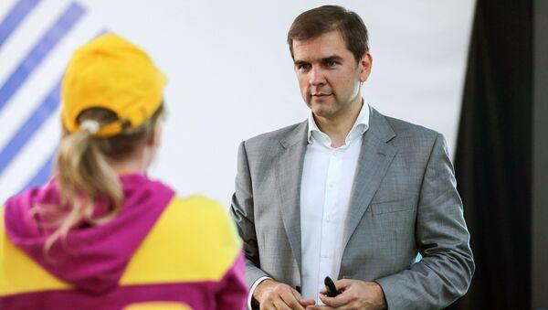 Новиков рассказал об актуальных направлениях развития волонтерства