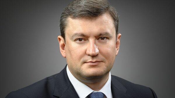 Глава города Оренбурга Арапов Евгений Сергеевич. Архивное фото